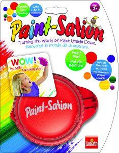 GOLIATH - PAINT SATION Recharge De Peinture - Rouge