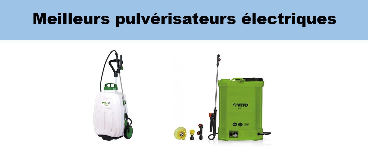 meilleurs pulverisateur electrique