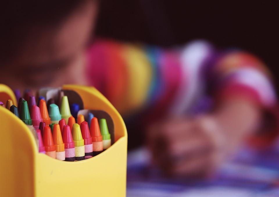 colorier sans tache