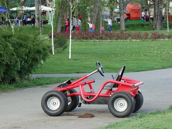 kart pedale enfant