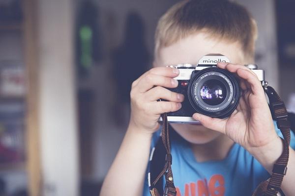 meilleurs appareils photos enfants