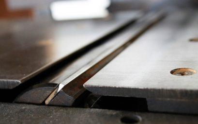 Grignoteuse pour couper le metal ou le bois