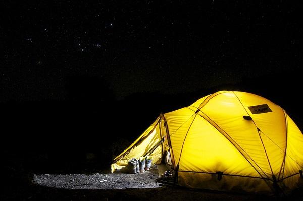 sac de couchage double pour camping