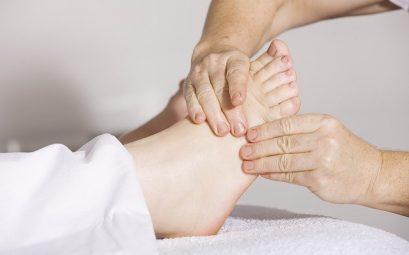 masser les pieds