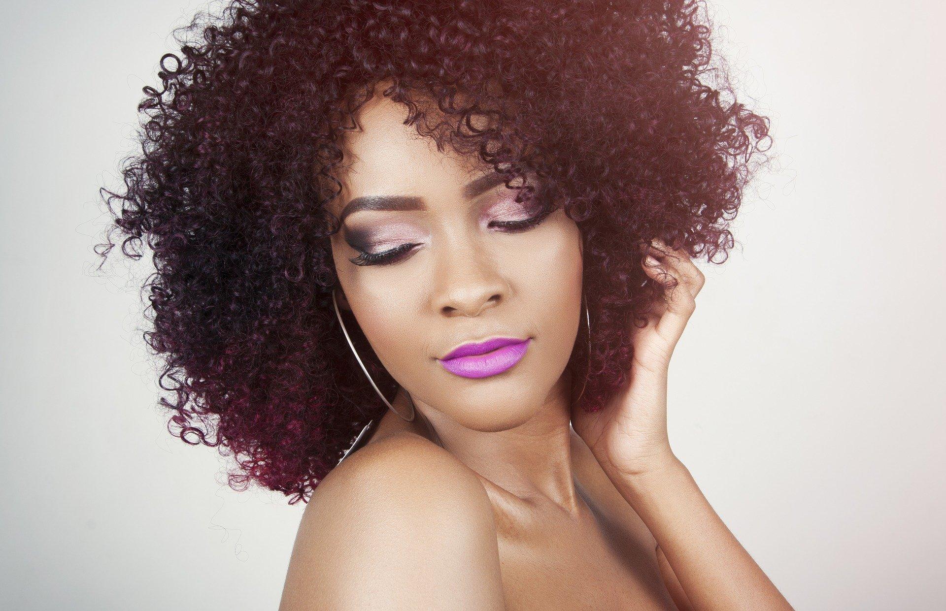 Produits et soins cheveux crépus