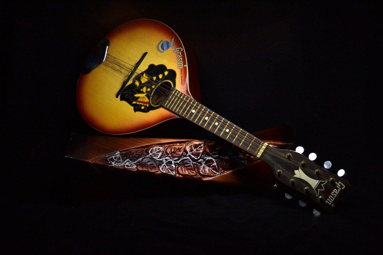 instrument musique mandoline