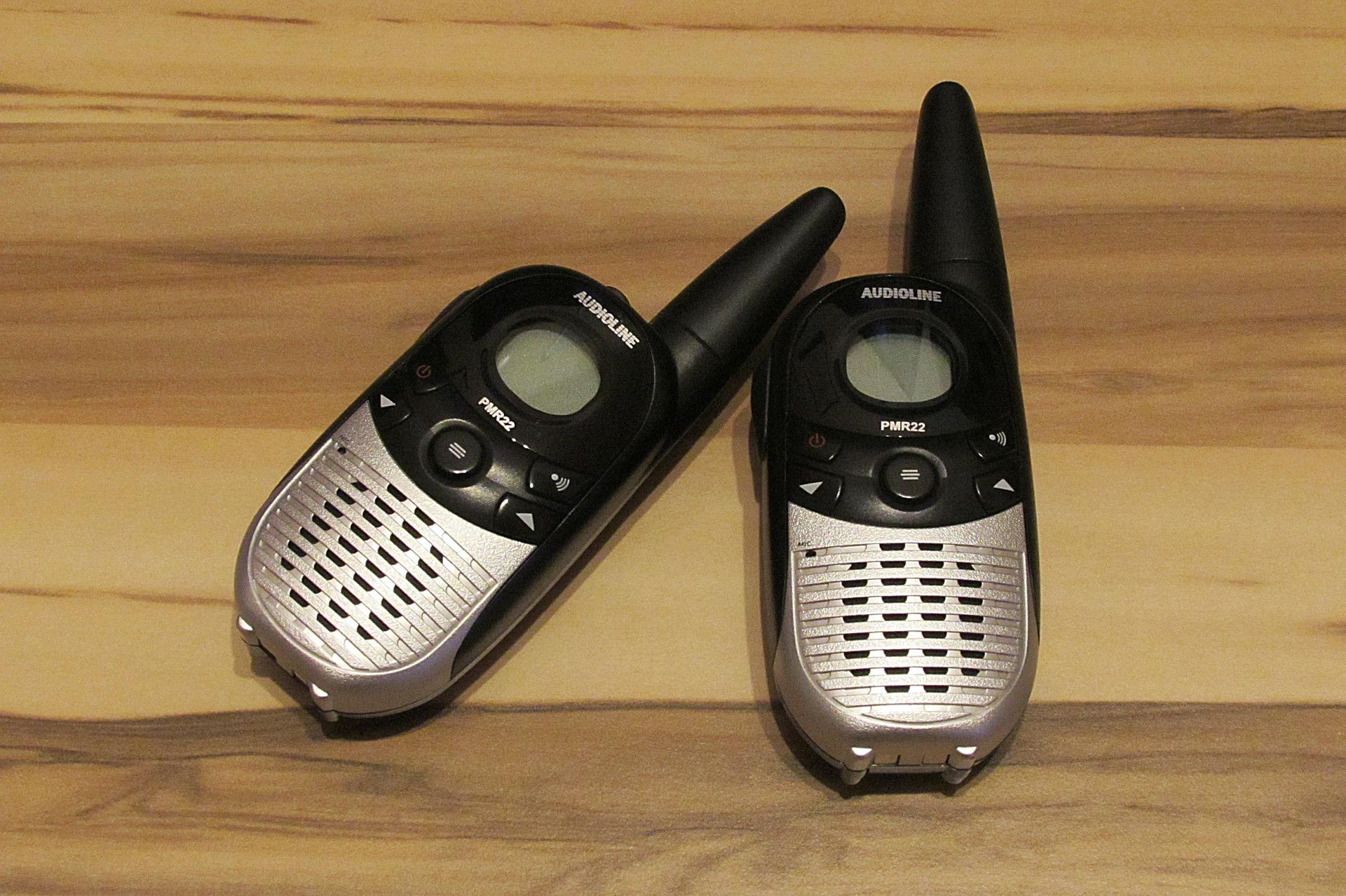 meilleurs talkie-walkie
