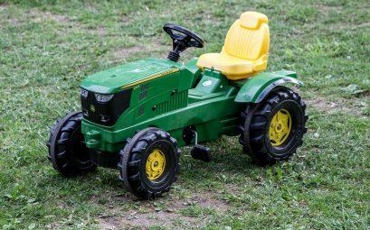 tracteur pédale